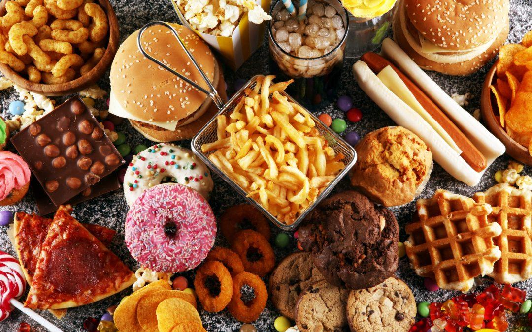 ¿Dieta de alimentos procesados, es peligroso?