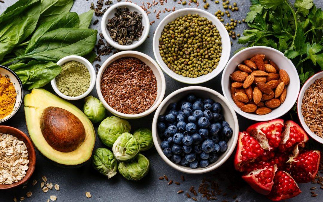 Superalimentos que fortalecen tu sistema inmunitario