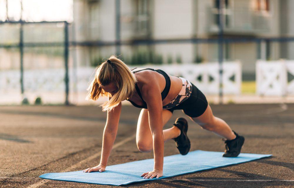 Crecimiento muscular-Mejorar la salud y perder peso