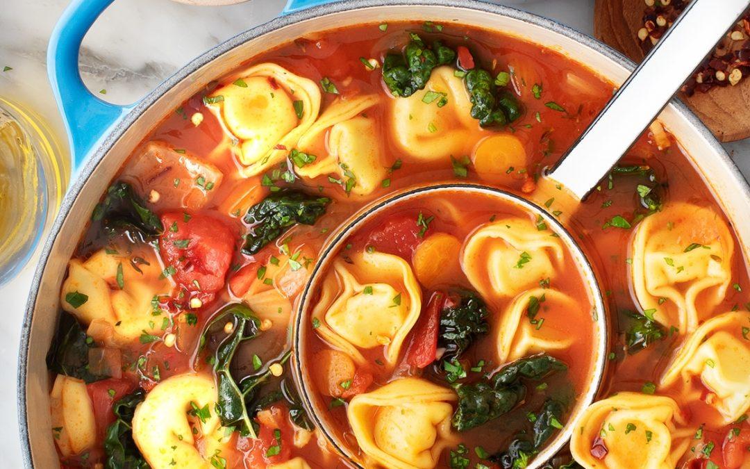 La dieta de la Sopa : ¿Funciona para perder peso?