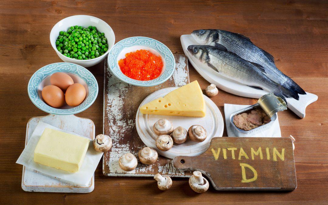 VITAMINA D3 – Beneficios para la salud