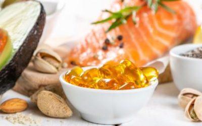 Ácidos grasos omega-3 durante el embarazo