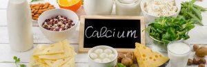 Deficiencia de calcio en una dieta vegana